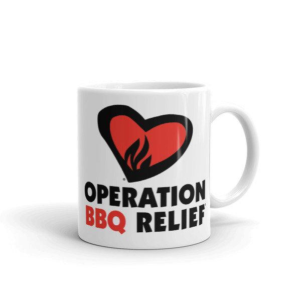 Operation BBQ Relief Coffee Mug