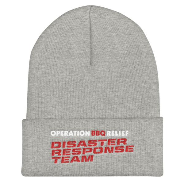 OBR Disaster Response Team Cuffed Beanie