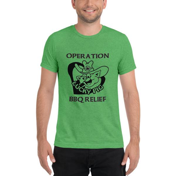 Lucky Pig Short sleeve t-shirt 60042