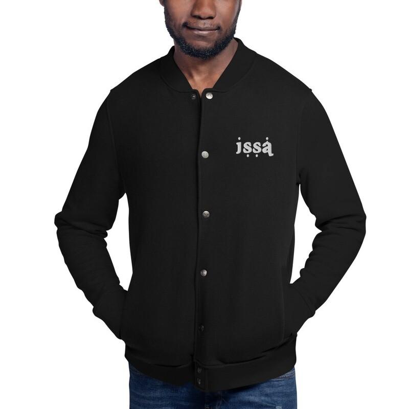 ISSA x Champion Bomber Jacket