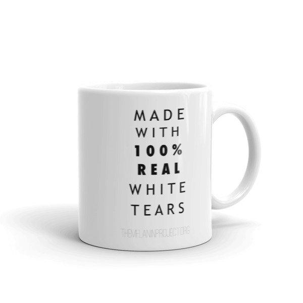 ISSA • White Tears Mug