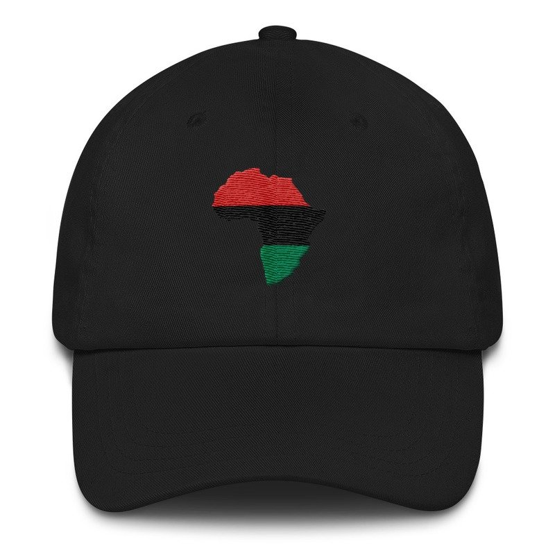 ISSA • Pan-Afrikan Dad Hat