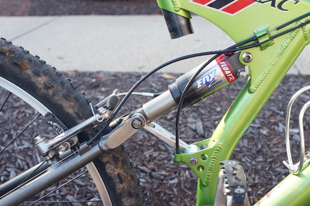 1999 Specialized Stumpjumper FSRxc 19