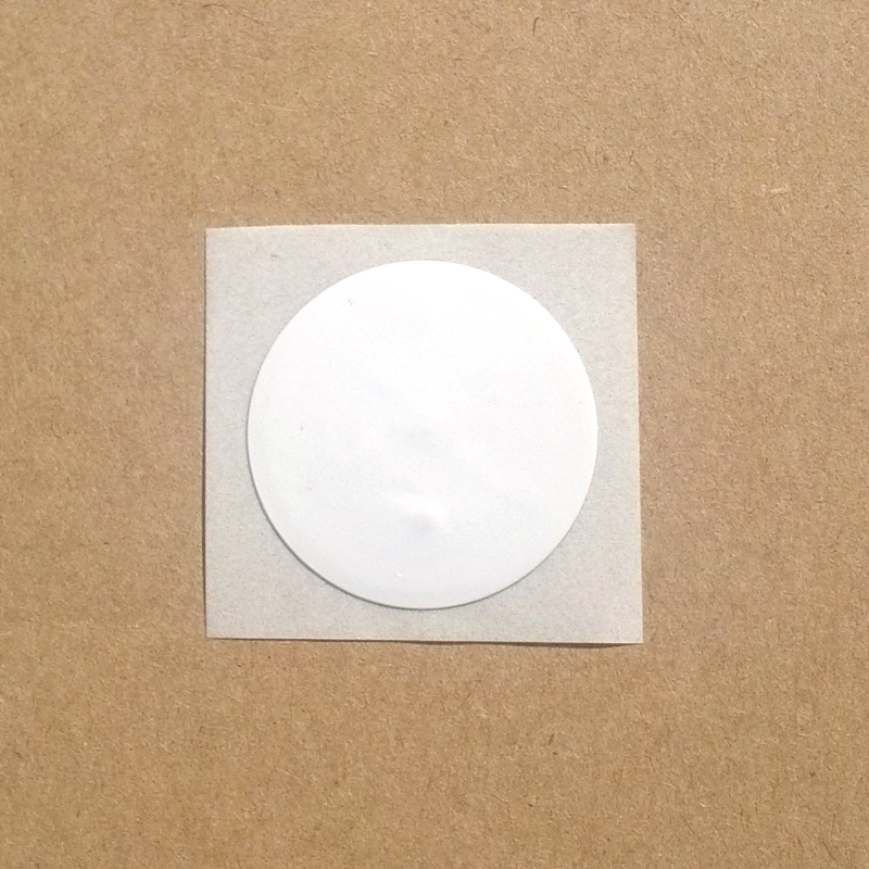 NTAG213, Circus - White, Round 22mm Write review   Ask question