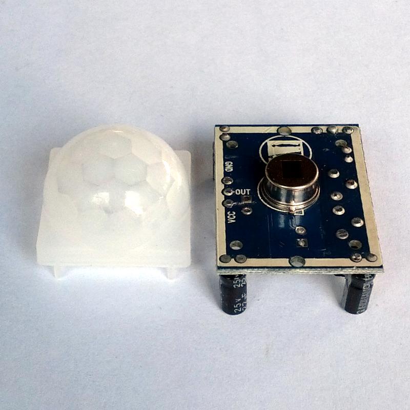 PIR Motion Sensor Module - Digital Output Write review | Ask question