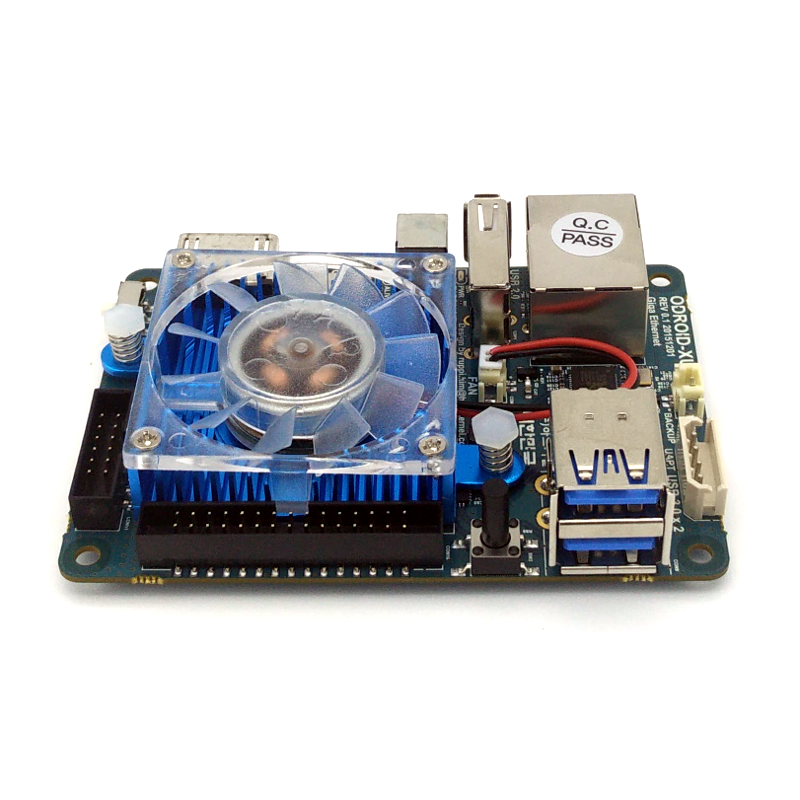 Odroid-XU4 - Exynos 5422 Octa Core CPU, 2GB RAM, Gigabit Ethernet 3 7 based  on 3 reviews | 1 question