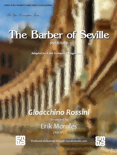 Barber of Seville Overture - Library Bound Version 00063