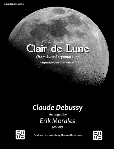 Clair de lune - Library Bound Version 00065