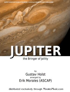 Jupiter, the Bringer of Jollity - Library Bound Version 00073