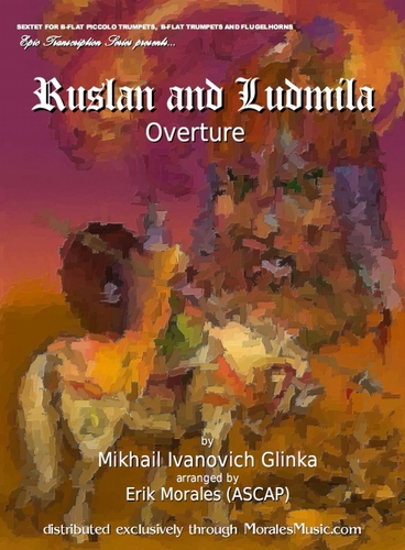 Ruslan and Ludmila Overture - Library Bound Version 00080
