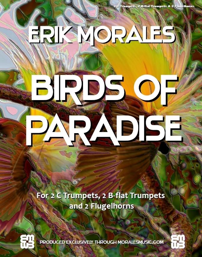 Birds of Paradise 00087