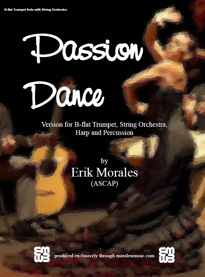 Passion Dance - String Orch. Version 00092