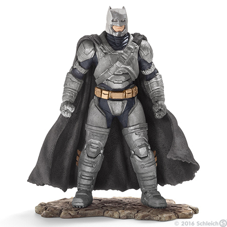 Batman from Batman vs. Superman Figurine - New in Box - Schleich