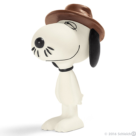 Spike (Snoopy's Brother) Figurine Peanuts Miniature Figure