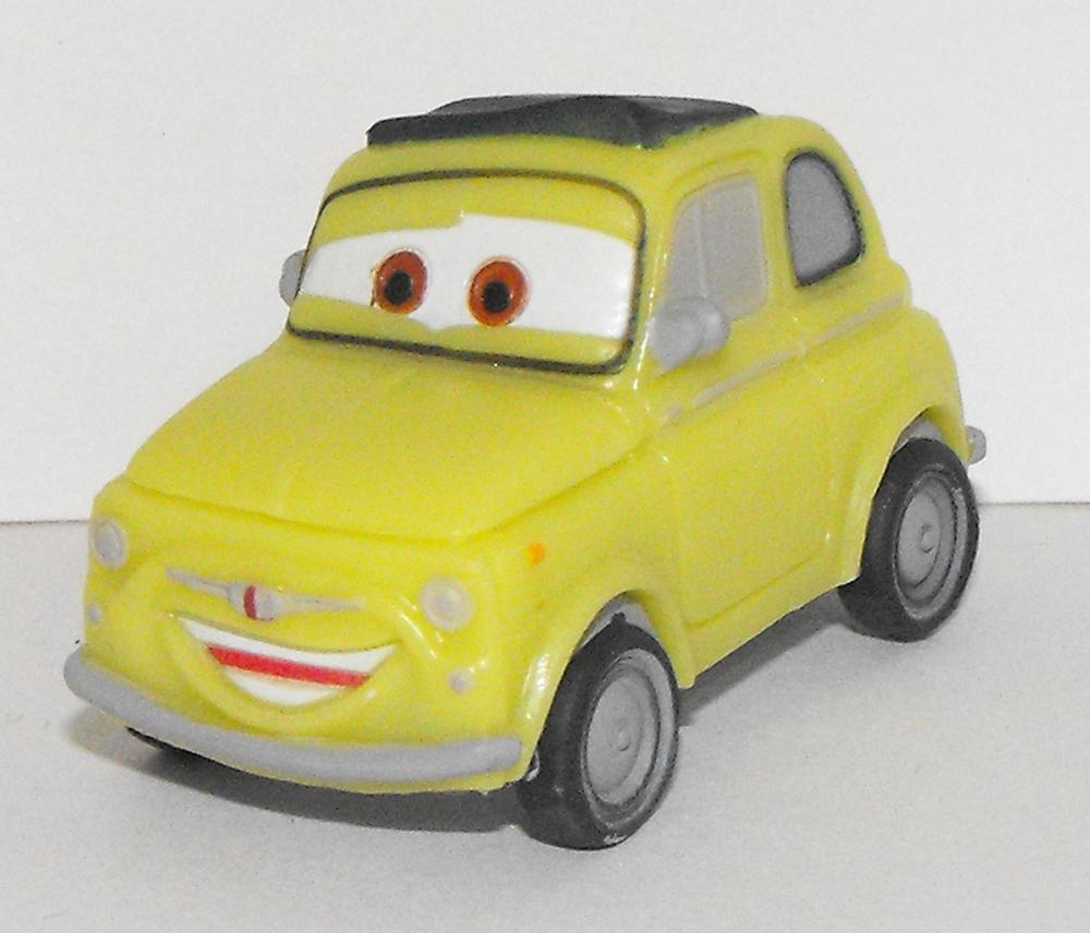 Luigi Plastic Figurine from Cars Movie