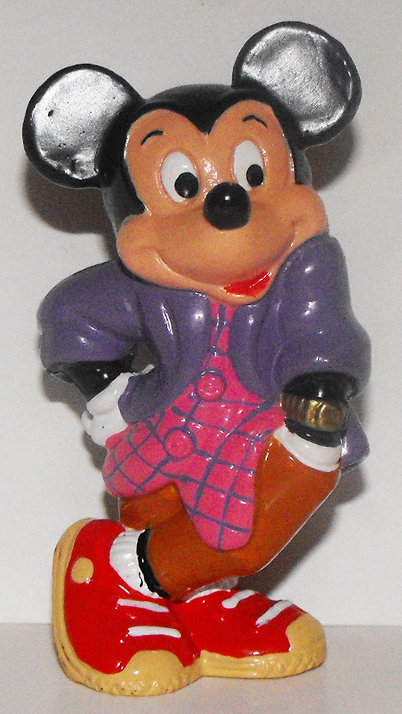 Mickey Mouse Disco Club 3 inch Figurine