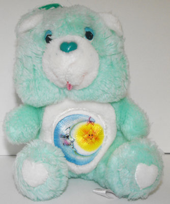 Bedtme Bear 6 inch Vintage Plush