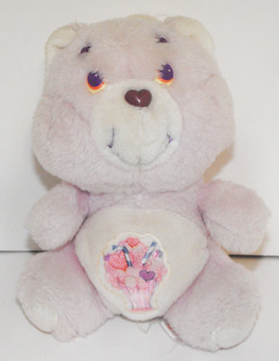 Share Bear 6 inch Vintage Plush