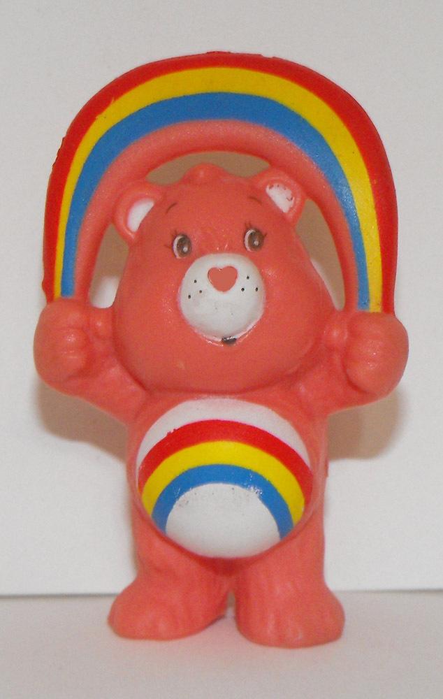 Cheer with Rainbow Vintage Miniature