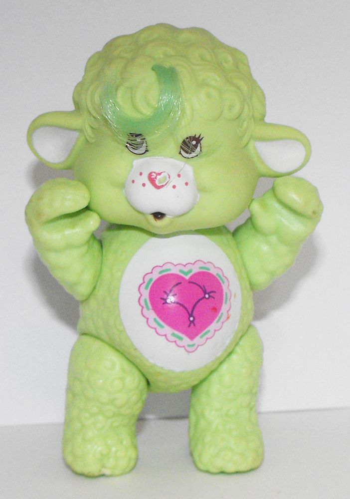 Gentle Heart Lamb Poseable Care Bear