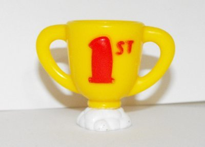 Trophy Cup for Champ Vintage Poseable