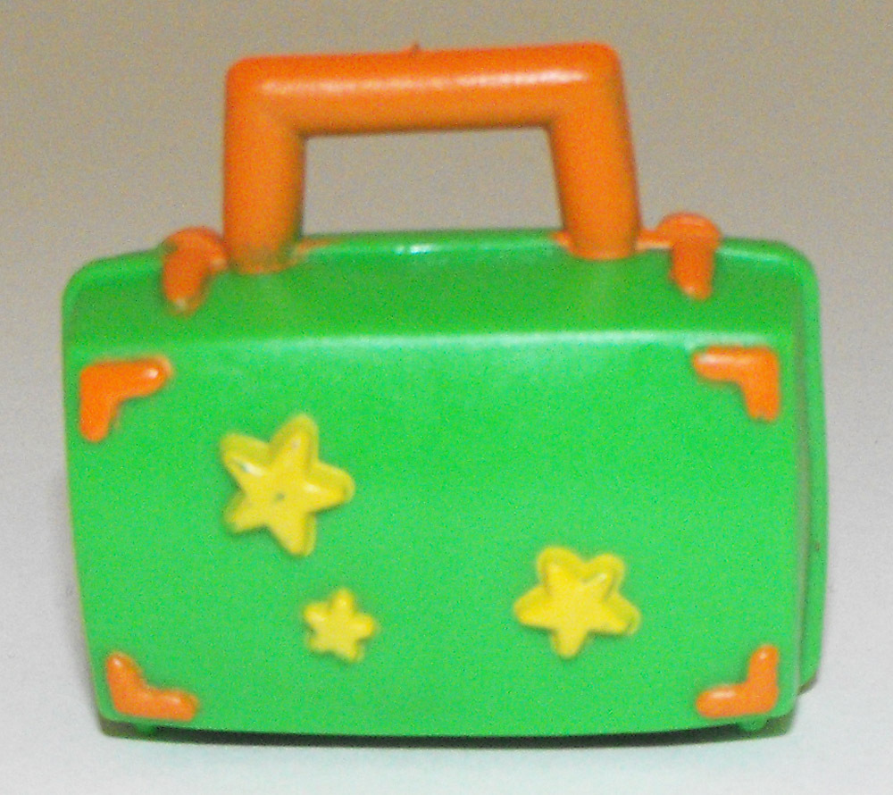 Suitcase for Lotsa Heart Elephant Poseable