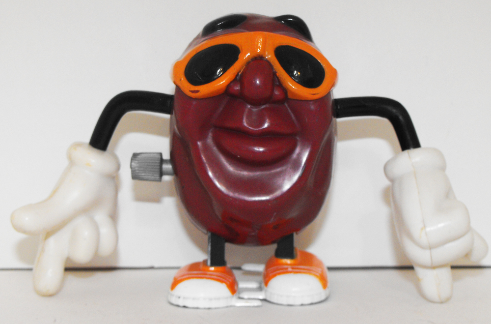 California Raisins Windup Walker Sunglasses Wind Up Figure
