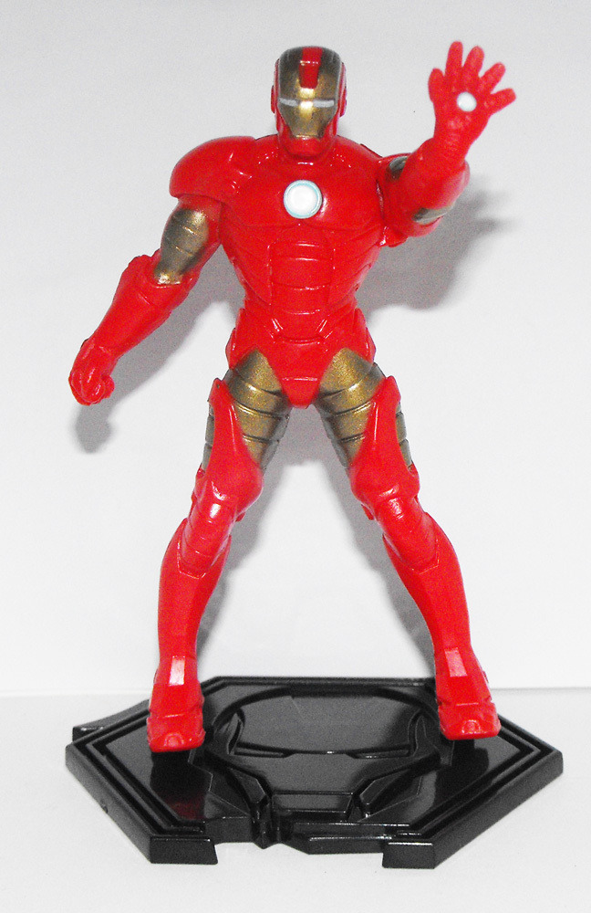 Iron Man - Part of 6 Comansi Avenger Figurines that fit together