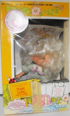 Angel Cake Second Edition Doll in Box Vintage Strawberry Shortcake