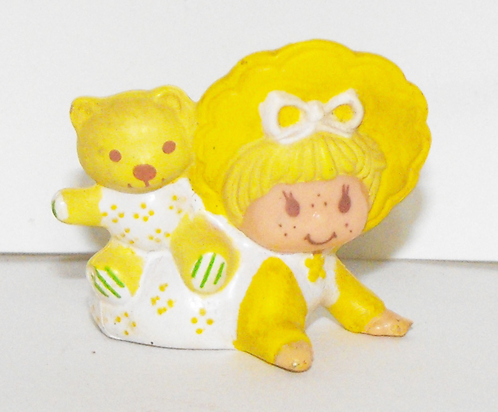 Butter Cookie with Jelly Bear Miniature