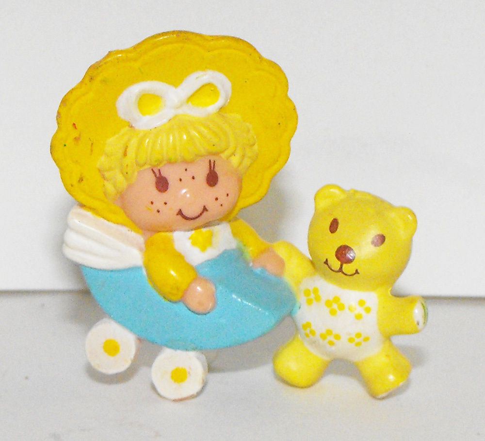 Butter Cookie & Jelly Bear in Buggy Mini