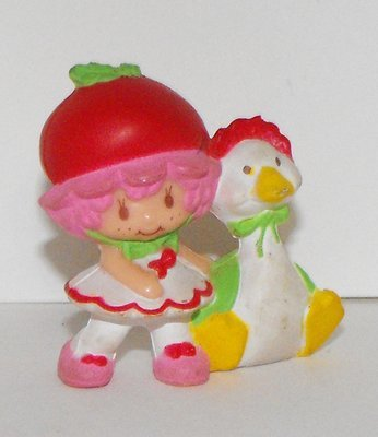 Cherry Cuddler and Gooseberry Miniature