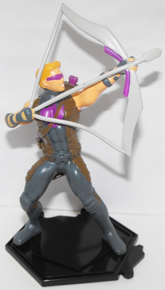 Hawk Eye - Part of 6 Comansi Avenger Figurines that fit together
