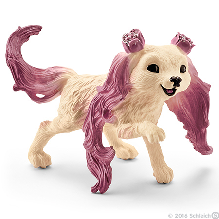 Feya's Rose Puppy Bayala Figurine Schleich Fairy Dog Figure
