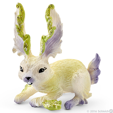 Sera's Leaf Rabbit Bayala Figurine Bayala Schleich Fairy Bunny Figure
