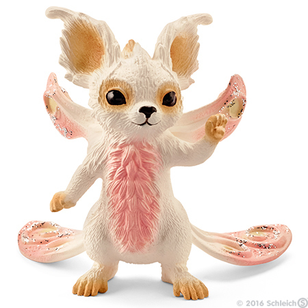Iloris' Bear Bayala Figurine Schleich Fairy Animal Bear Figure