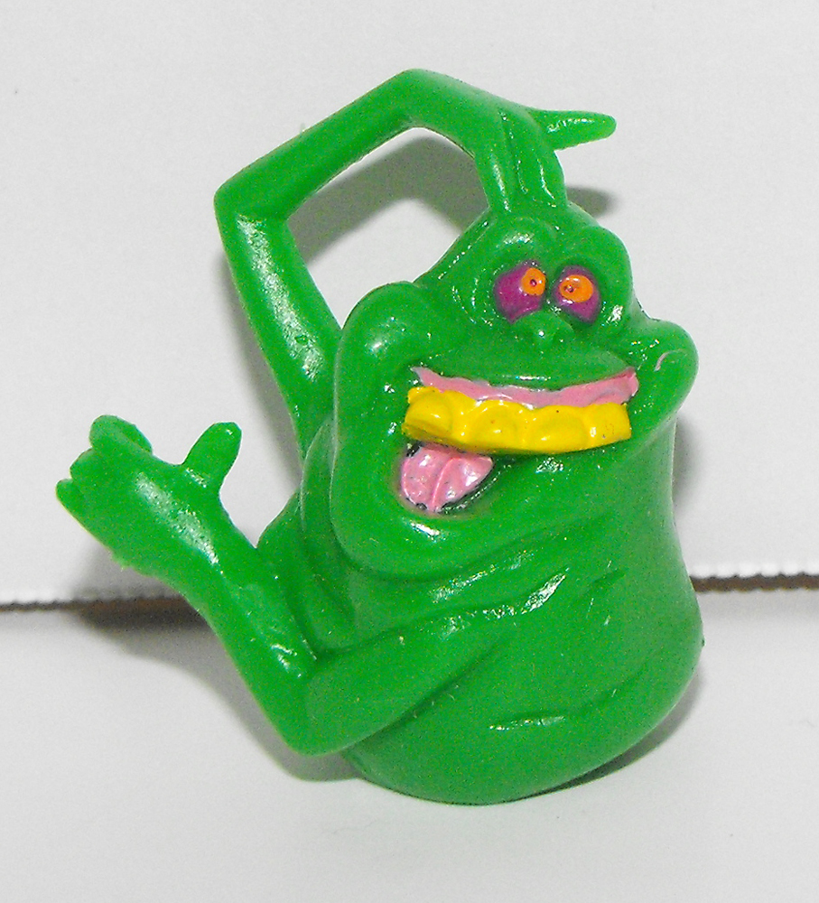 Ghost Busters Slimer Vintage 1 1/2 inch Figurine