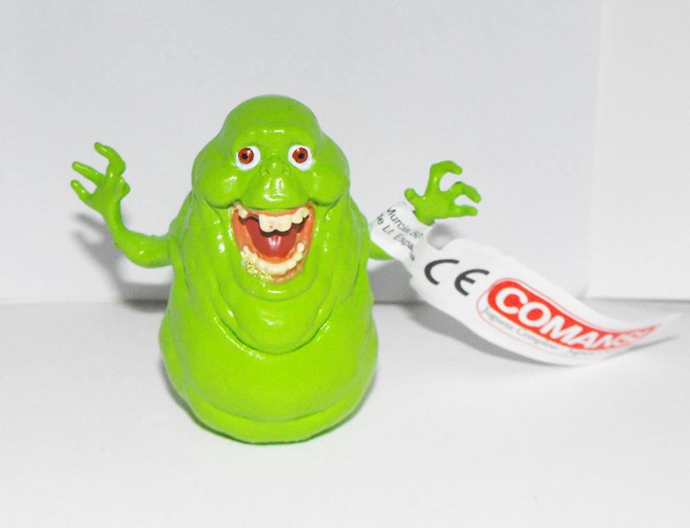 Ghost Busters Slimer Plastic Comansi Figurine