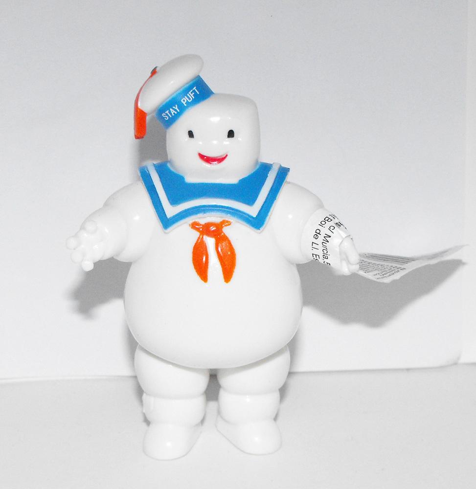 Ghost Busters Marshmallow Man Plastic Comansi Figurine