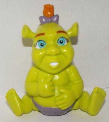 Shrek's Baby Girl 3 inch Plastic Figurine