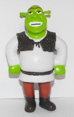 Shrek Standing 3 inch Plastic Figurine