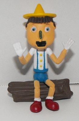 Pinocchio 2 1/2 inch Plastic Figurine from Shrek