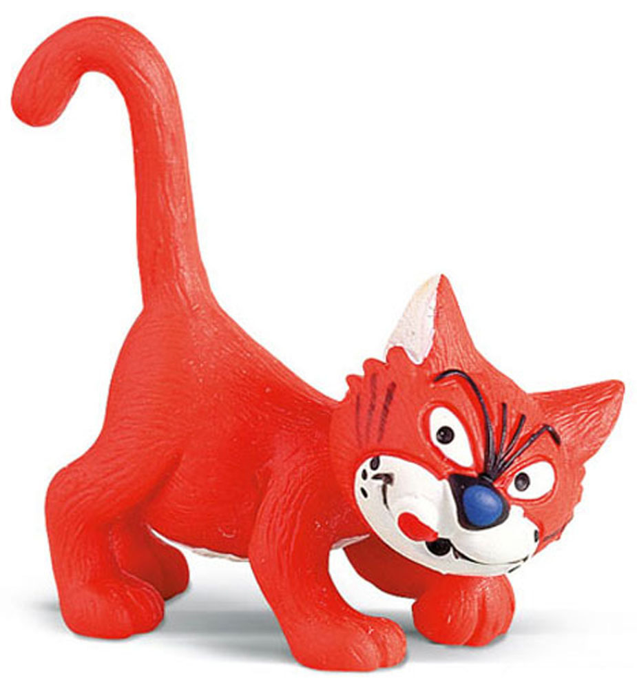 Azrael Cat Plastic Figurine from Smurfs 20411