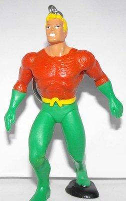 Aquaman DC Comics Super Hero Figurine Keychain