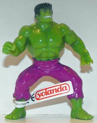 Hulk Marvel Super Hero 4 inch Figurine
