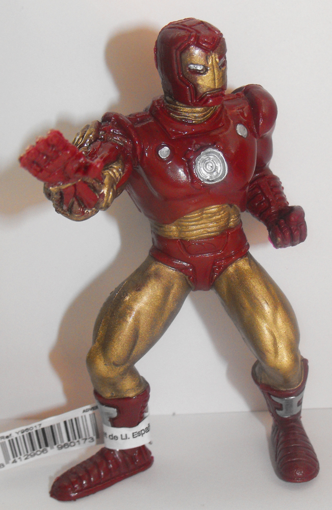 Ironman Marvel Super Hero 4 inch Figurine
