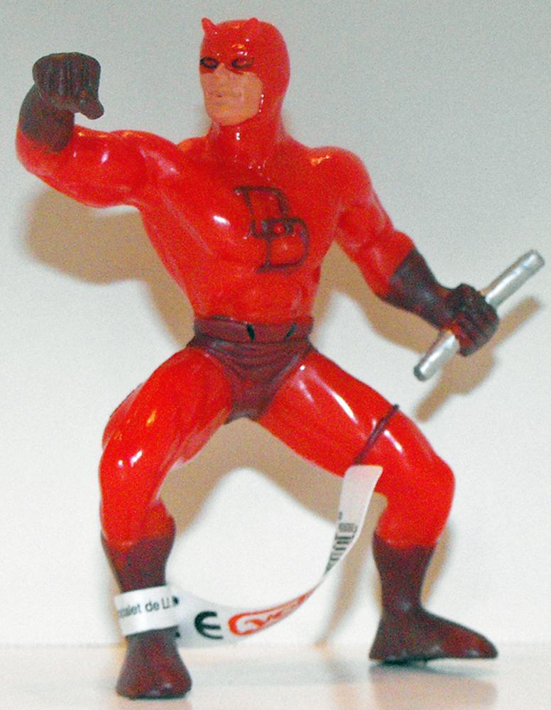 Dardevil Marvel Super Hero 4 inch Figurine