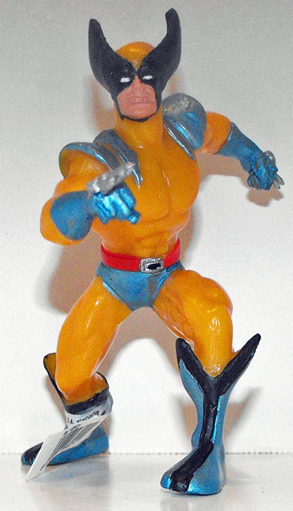 X-Men Wolverine Marvel Super Hero 4 inch Figurine