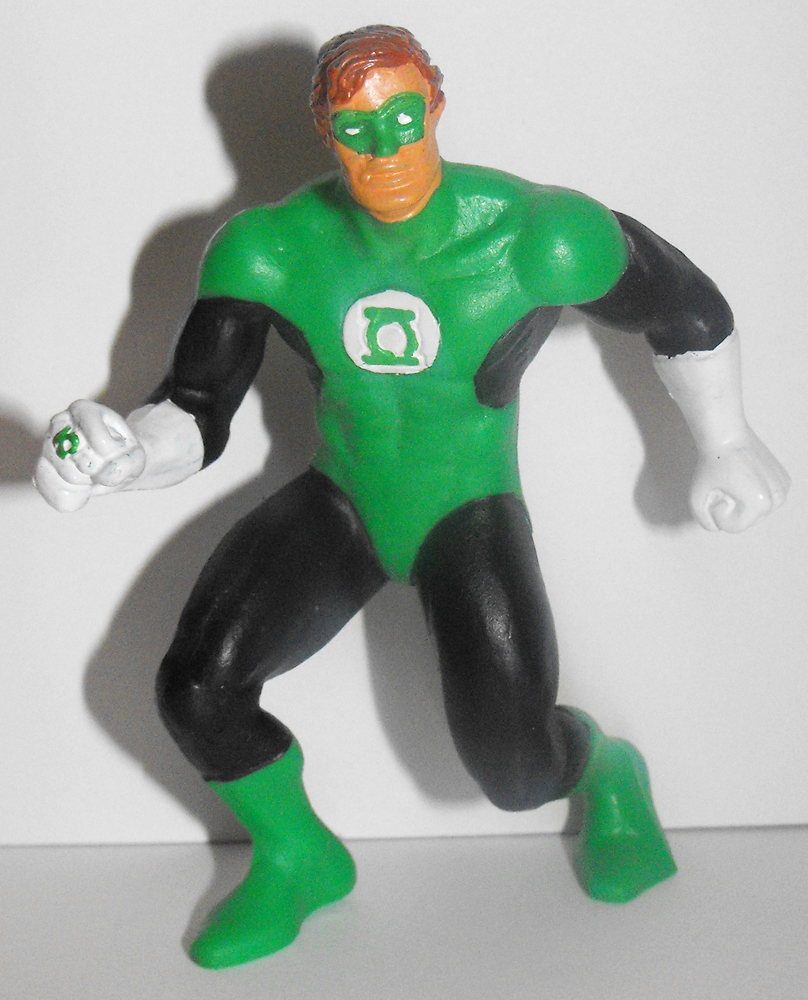Green Lantern DC Comics Super Hero 3 inch Figurine