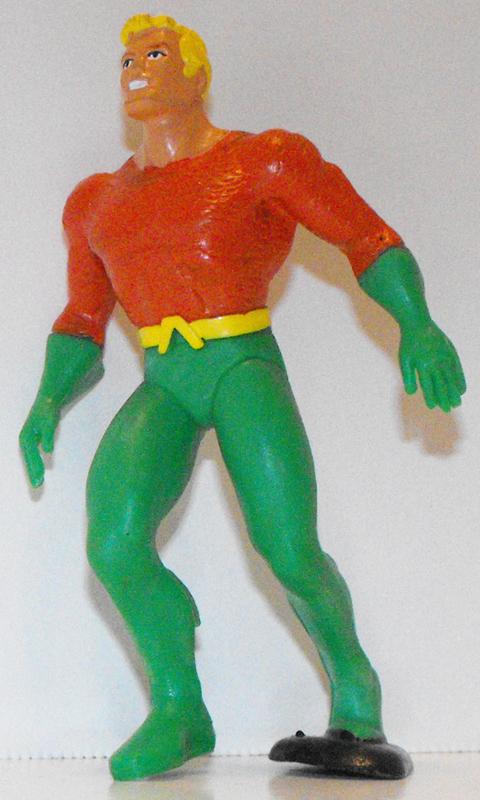 Aquaman DC Comics Super Hero 3 inch Figurine